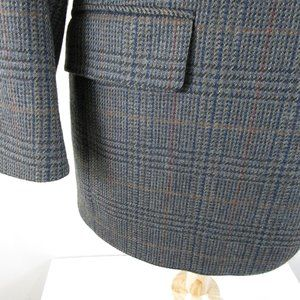 Brooks Brothers Suits & Blazers - Vintage Brooks Brothers Plaid Wool Sport Coat 42R